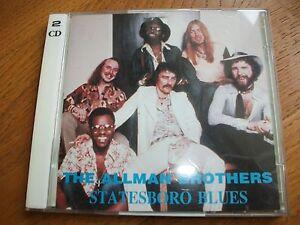 Allman brothers band - statesboro blues ( Swingin' Pig ) - France - État : Trs bon état: Objet ayant déj servi, mais qui est toujours en trs bon état. Le botier ou la pochette ne présente aucun dommage, aucune éraflure, aucune rayure, aucune fissure ni aucun trou. Pour les CD, le livret et le texte l'arrire - France