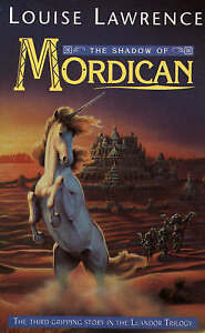 The-Shadow-of-Mordican-The-Llandor-Trilogy-Lawrence-Louise-Good-Book
