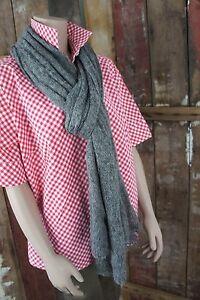 BOGNER-blusa-de-ocio-de-cuadros-rojo-blanco-manga-corta-Bavara-Traje-gr-46