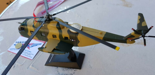 1 x Sikorsky S 61 HELIKOPTER NATO Helicoptere USA  Metall 1:72 Diecast