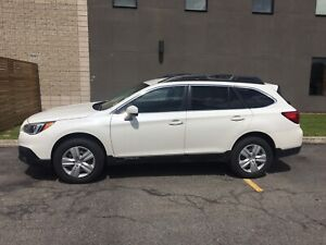 2015 Subaru Outback 2.5i - Auto, AWD, Winter tires