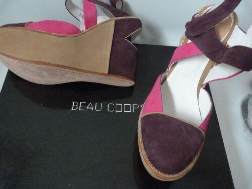 38 Uk Now 5 Eu Shoes Coops Wedge 7 Store In Us Beau Heel Discount IR0S0f