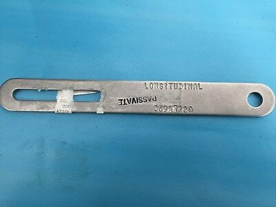 MD Helicopters Governor support bracket 369A7701
