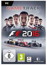 F1 2016 Steam Spiel PC Formel 1 Formula 16 CD Key Download Key [DE/EU] Code