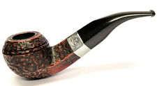Peterson Donegal Rocky Bulldog Bent Medium Briar Pipe (80s)