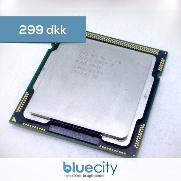 Andet, Intel