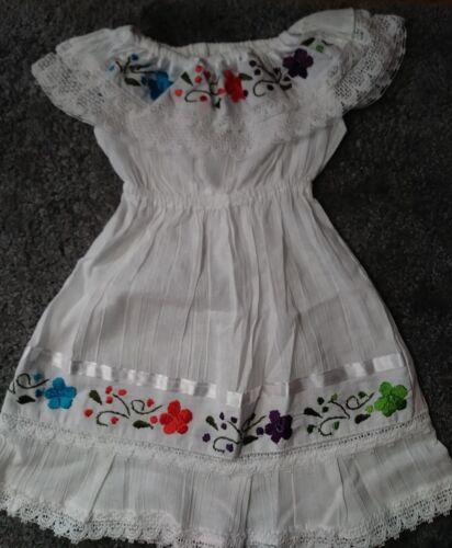 Oaxaca Vestido De Nina