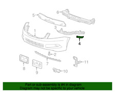 New Genuine Honda Right Front Bumper Spacer For 08 12 Accord Pn 71193 Ta0 A00 Fits 2008 Honda Accord