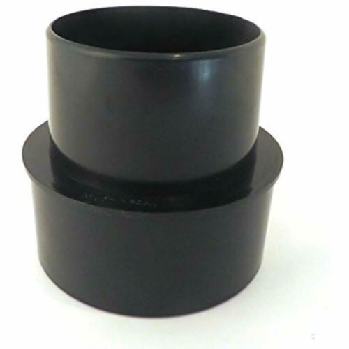 5 To 4 Inches Duct Reducer ABS Plastic With OD And Ich Openings Dust Collector