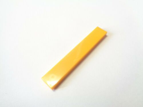 choose color NEUF NEW 6636 LEGO Plaque Lisse Carrelage 1x6 Plate Tiles