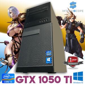 FAST-GAMING-i5-GTX-1050Ti-PC-16GB-RAM-240GB-SSD-2TB-Windows-10-Desktop-Computer