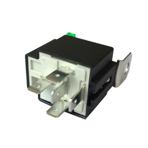 12V DC 30A 4 Pin 5 Pin Car Motor Automotive Relays with Fuse