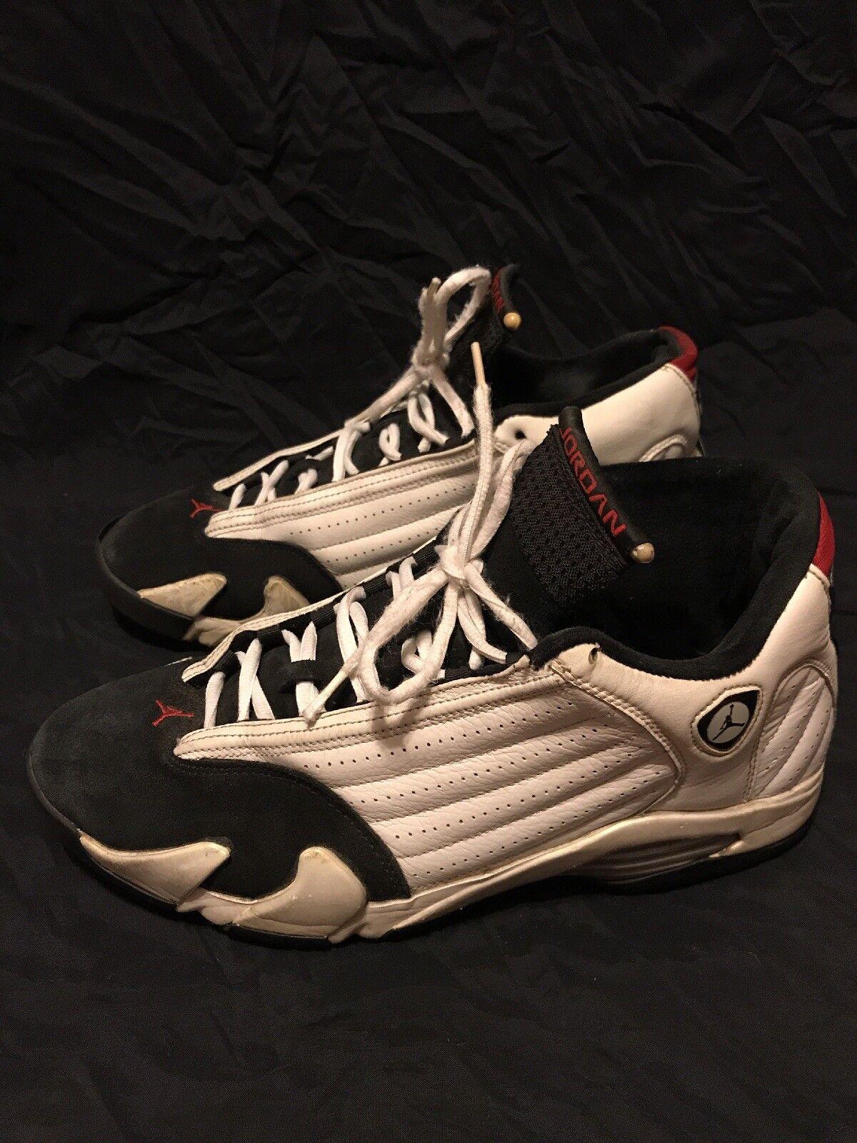 Nike Air Jordan Retro 14 de Negro reducción de precios XIV Negro de Toe comodo precio de temporada corta, beneficios de descuentos ac991d