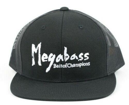 Caps Choose Style Megabass Snapback /& Trucker Fishing Hats