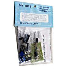 Diy Kit 68 Power Supply 15v To 30v Kit Requires Assembly