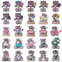 ME TO YOU TATTY TEDDY BEARS - VARIOUS SIZES/AGES/RELATIONS/CAPTIONS -NEW DESIGNS