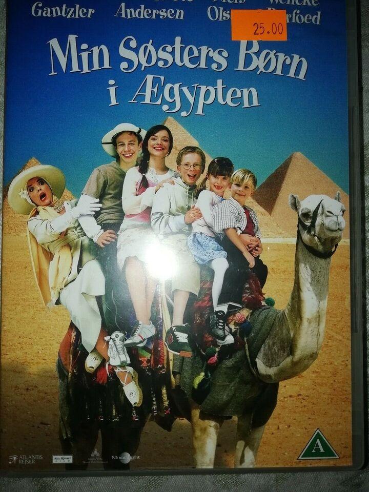 Min søsters børn , DVD, komedie