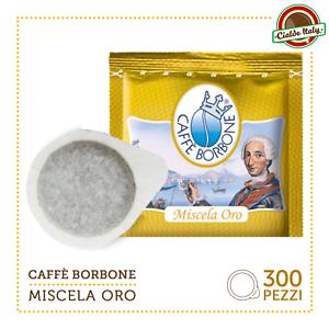 300-Cialde-Carta-Caffe-Borbone-ESE-44-mm-Miscela-Oro-Filtrocarta