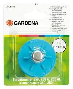 GARDENA Ersatzfadenspule für Turbotrimmer 6 m 5369