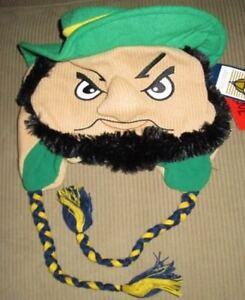 2d4b4f9b05d New Notre Dame Fighting Irish Mascot Winter Warm Ski Beanie Gift Hat ...