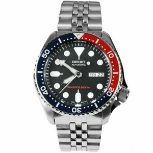 SEIKO-AUTOMATIC-DIVER-WATCHES-SKX009K2-200-meters-TRUSTED-SELLER-100