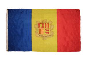 3x5-Andorra-Premium-Quality-Fade-Resistant-Flag-3-039-x5-039-Banner-Grommets