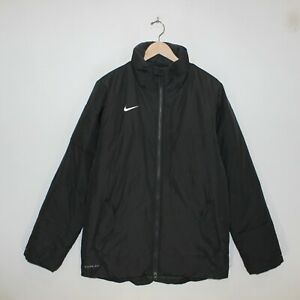 Nike Swoosh Insulated Storm-Fit Puffer Jacket Graphite ...
