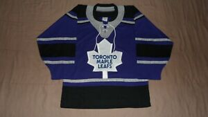 huge selection of 5ba5b dd25e Details about Toronto Maple Leafs Purple LA Kings CCM Men's Size Small NHL  Hockey Jersey