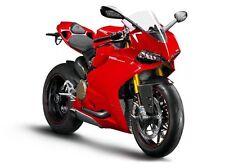 Ducati 1199 Panigale, Maisto Motorrad Modell 1:18, OVP, Neu