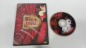 Moulin Rouge DVD + Nicole Kidman Extra Ewan Mcgregor Am