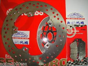 Pastillas Brembo freno delanteras 07065.CC para X MAX 250 2006  2009