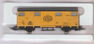 Lima-Italien-303164-ASG-Guterwagon-Spur-H0-in-Originalverpackung