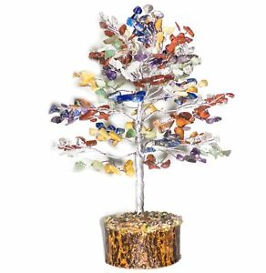 Mix-Chakra-Tree-For-Healing-Crystal-Stone-Handmade-Tree-For-Good-Luck-Home-Decor
