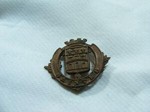 Ancien Blason De Ville Armoiries Saintes Écusson Plaque En Laiton 3,2 X 2,7cm Vc4rqxrj-10105211-633365570