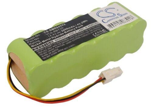 14.4V Battery for Samsung VCR8855L3B VCR8857 VCR8877 DJ96-00113C Premium Cell