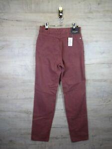 Trapunta-Vintage-90s-DEADSTOCK-NUOVI-STONE-ISLAND-MARINA-Borgogna-Denim-Jeans-Pantaloni-refA-24