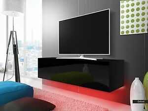 Mobile Tv Moderno Led : Oxford mobile porta tv moderno con luci a led portatv per