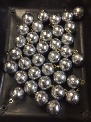 16 oz CANNONBALL SINKER   30 OF THEM