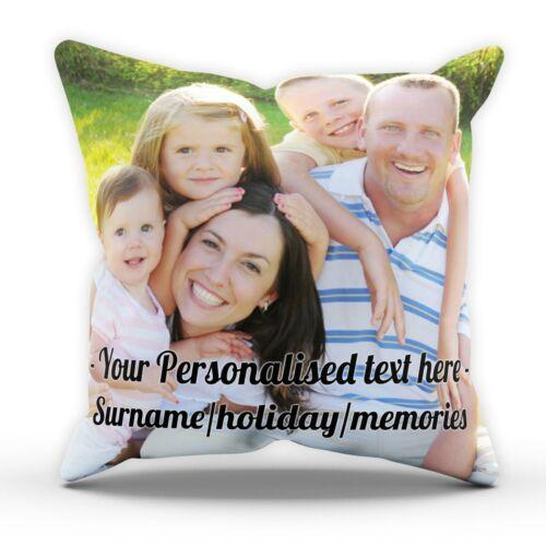 Famille personnalisé oreiller coussin cover cas créer votre propre