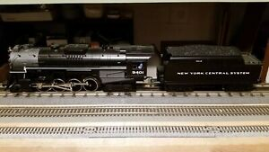 Lionel-O-Gauge-3-Rail-2-8-4-Berkshire-New-York-Central-with-Railsounds