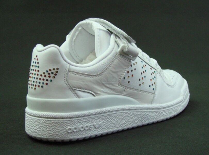 Adidas Forum Lo RS, cristales de Swarovski, tamaño 11 UK, Ediciones Limitadas