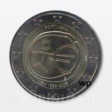 2 Euro Portugal 2009 10 Jahre Euro 2009 EWU EMU