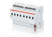 ABB SA/S 8.16.2.1 KNX EIB Schaltaktor Binärausgang 8fach 16A Handbedienung   [—]