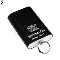 Black Portable Mini USB 2.0 Micro SD TF T-Flash Memory Card Reader Adapter Flash