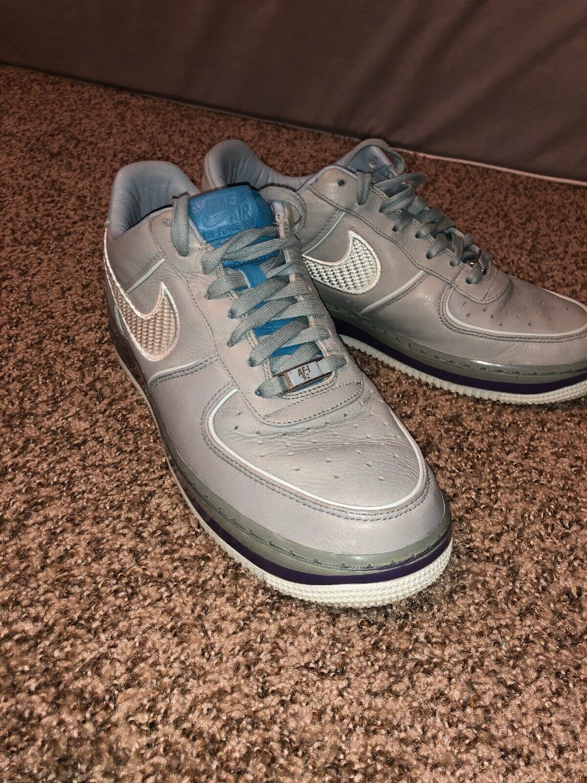 Nike Air Force 1 XXV Size 10 shoes Vintage AF-1 82 Limited Edition