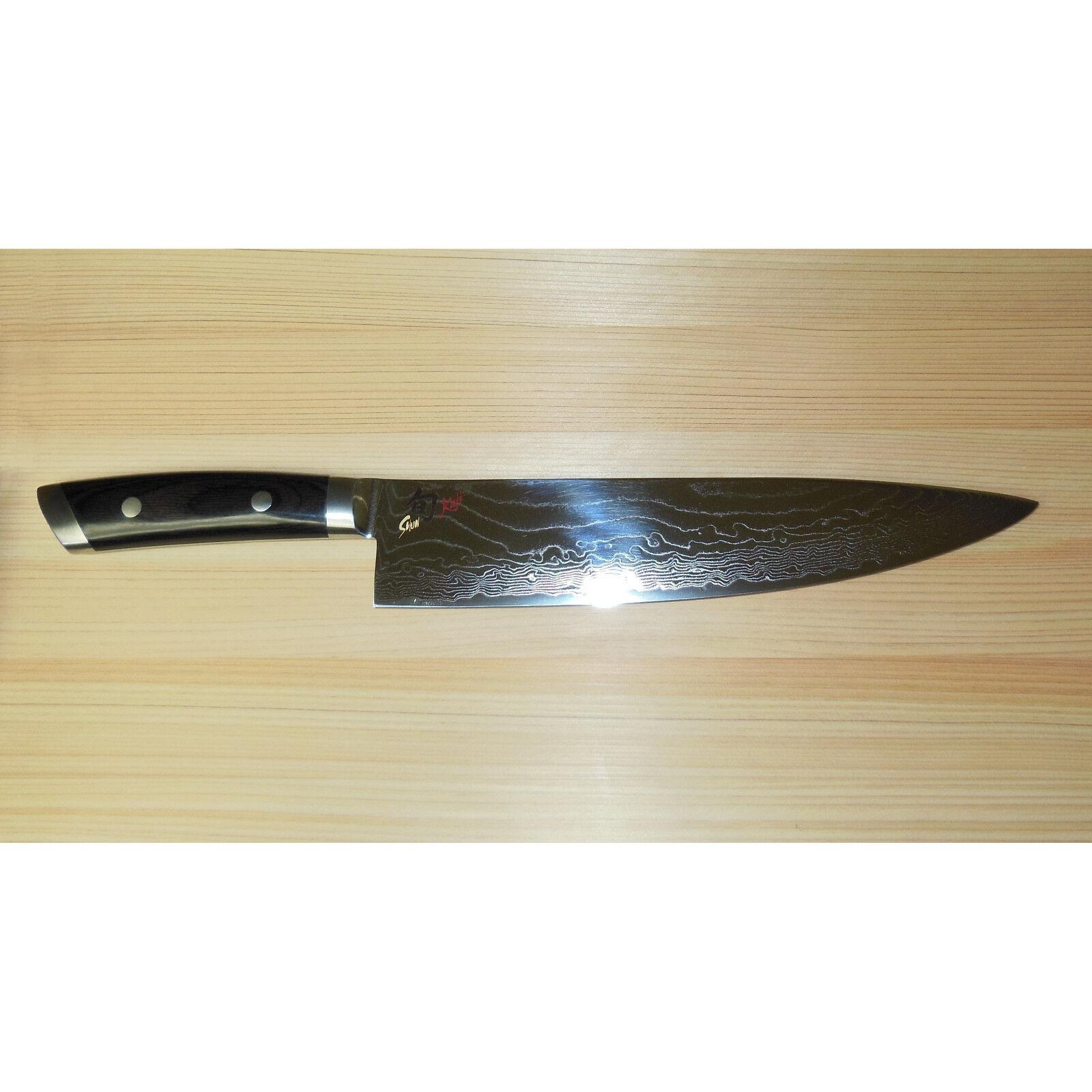 Nouveau Shun Kaji 10  chef couteau KDM0007 Kai Kershaw Japon SG2 Damas Kochmesser