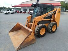 Case 430 Skid Steer Government Owned Erops Heatac Quick Attachpre Emission