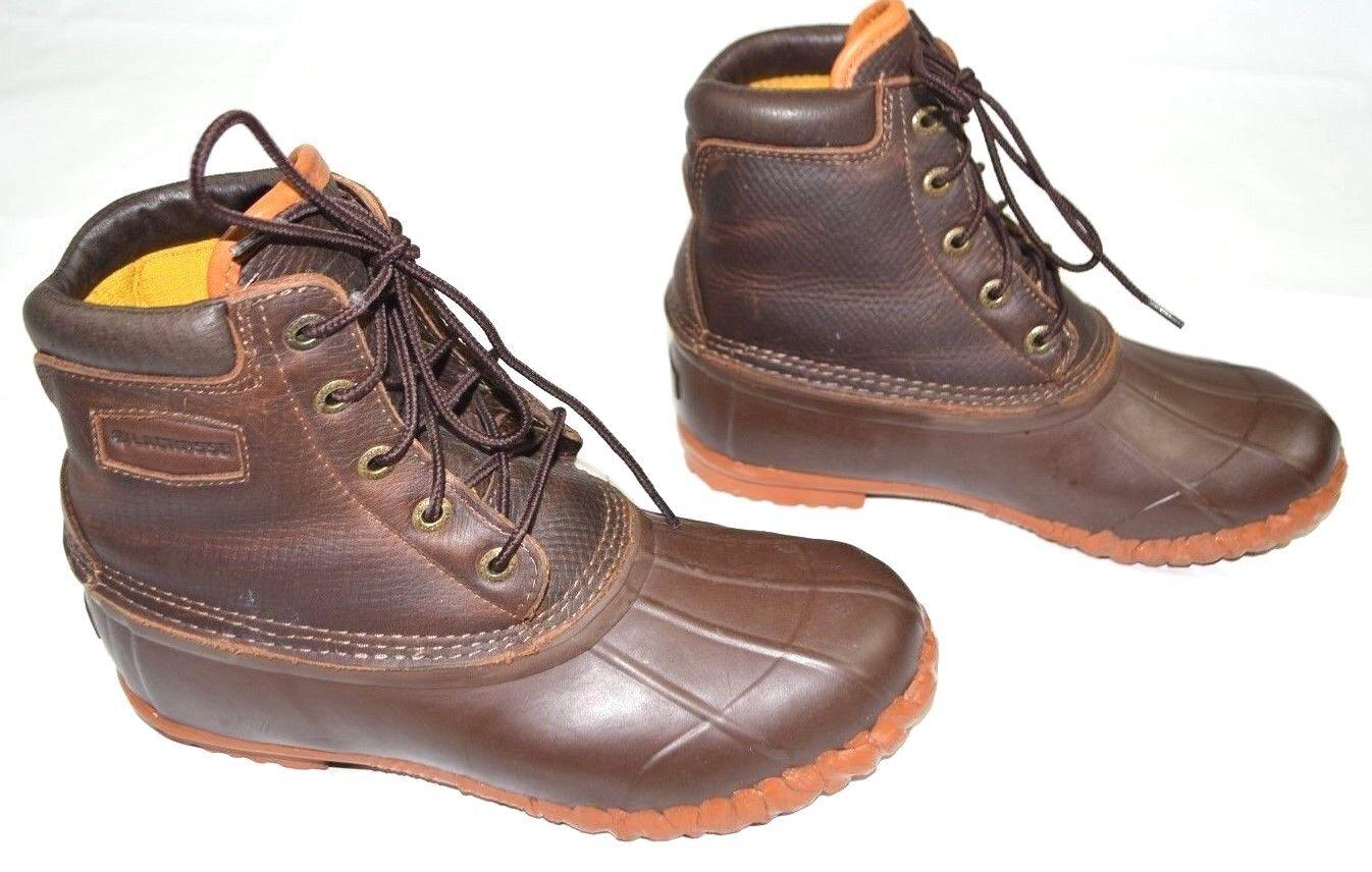 LaCrosse Women's waterproof brown boots 424502 size 9 Excellent condition