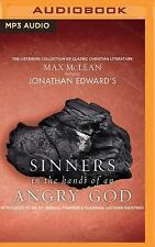 Sinners in the Hands of an Angry God by Jonathan Edwards (2016, MP3 CD,...
