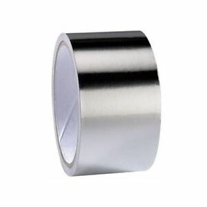 Aluminium-Metal-Foil-Tape-10m-x-48mm-Car-Exhaust-Repairs-Panel-Home-Plumbing